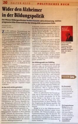 Kutalek-Buch_Falter Rezension von Scholz
